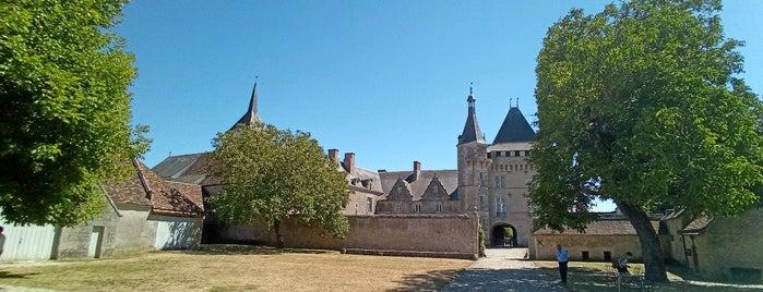 Château de Talcy is one of Bienvenue en France !.