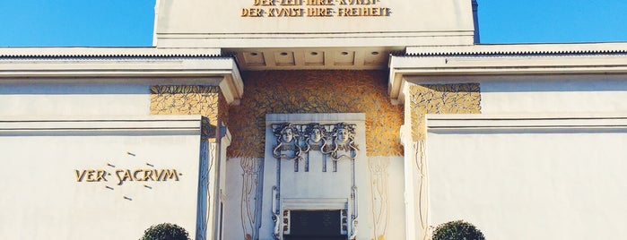 Secession is one of wien.