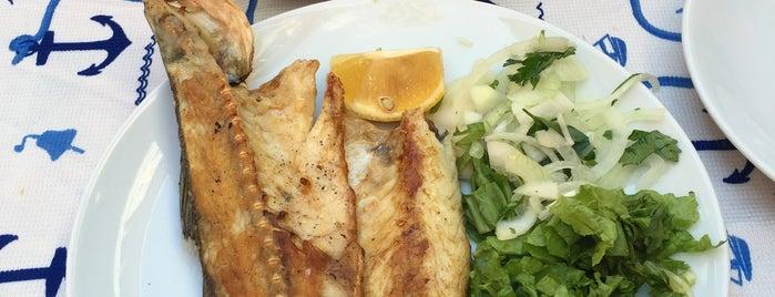 Ceneviz Balık Restaurant is one of Tülin : понравившиеся места.