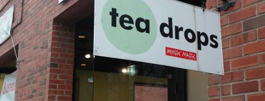 Tea Drops is one of Caffeinated KC: the best cups of coffee in town.