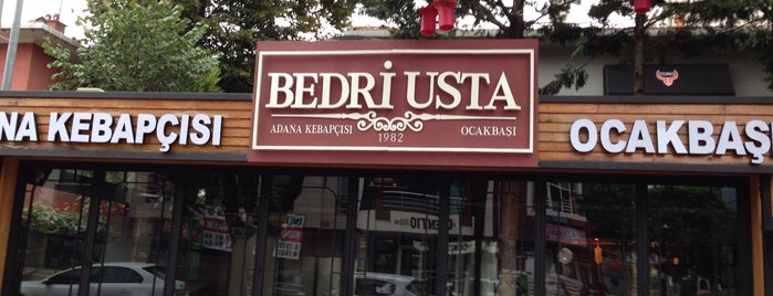 Adana Kebapçısı Bedri Usta is one of to go & eat.
