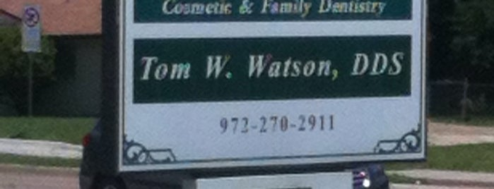 Dr Watsons Office is one of Locais curtidos por Tammy.