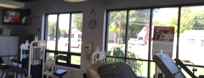 Fairfield YMCA is one of Travis : понравившиеся места.