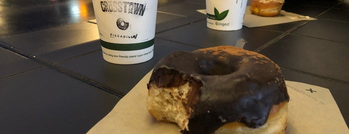 Crosstown Doughnuts is one of Mayfair List.