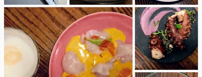 Ceviche Soho is one of Favorite London (Notion).