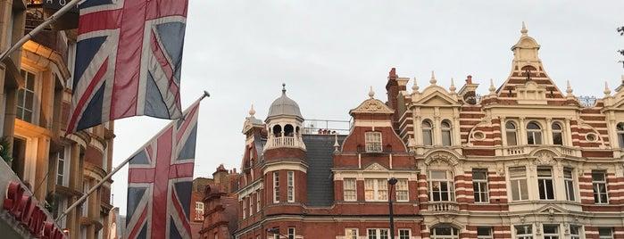 Harrods is one of Kensington List.