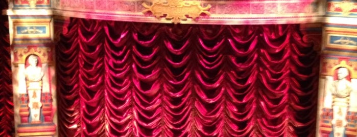 The Walter Kerr Theatre is one of Broadway Venues.
