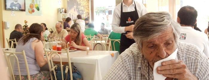 Restaurante Scolaro is one of Minha lista.