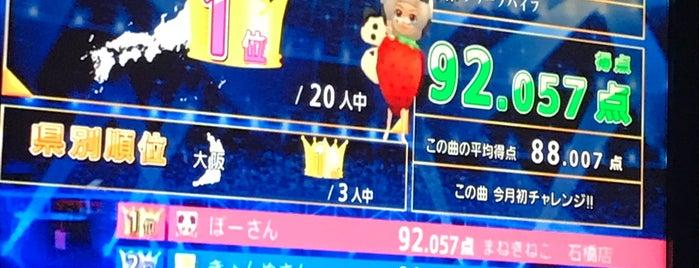 カラオケ本舗 まねきねこ 石橋店 is one of Jump Around.