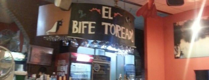 El Bife Toreado is one of Restaurant..
