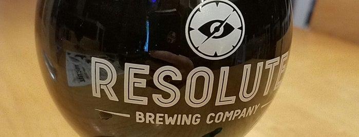 Resolute Brewing Company is one of Colorado Breweries.