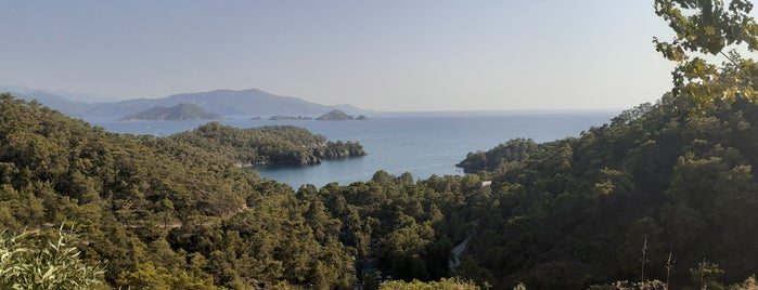Katrancı Seyir Tepesi is one of Fethiye & Ölüdeniz & Göcek.