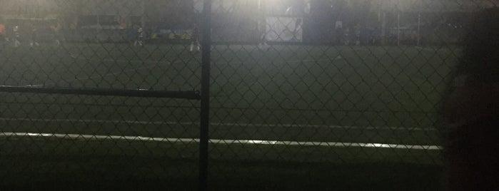 Academia De Futbol Satelite is one of Tempat yang Disukai Ericka.