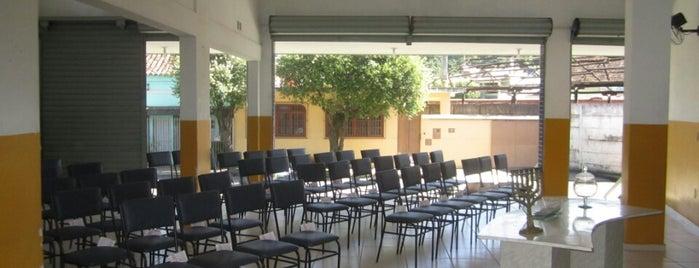 Igreja Cristã Apostólica Renascer em Cristo Cataguases is one of Igreja Renascer em Cristo - RJ.