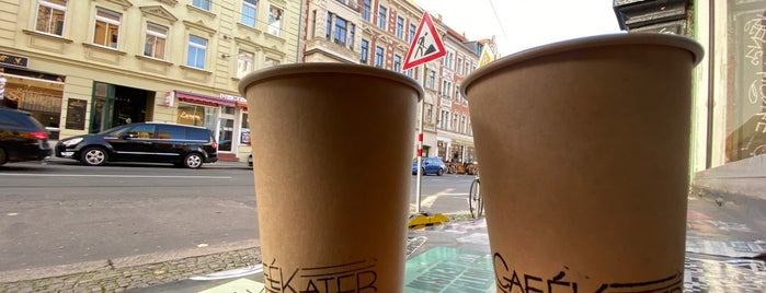 Café Kater is one of wcup 18.