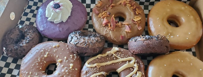 Crafted Donuts is one of PCH.