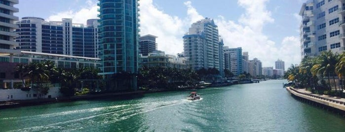 Las Olas Riverfront Boulevard is one of Miami.