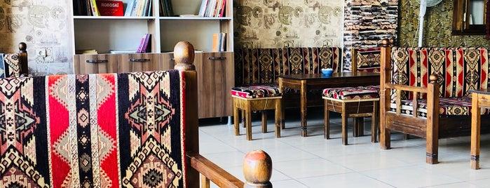 Pirtûk Cafe is one of Turkey Van.