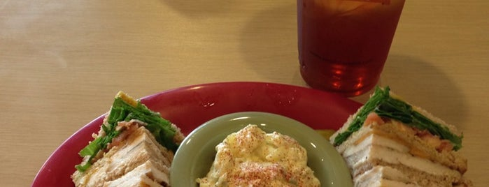 McAlister's Deli is one of Places I Go when I Travel.