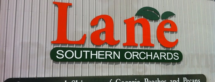 Lane Southern Orchards is one of 500 Things to Eat & Where - South.