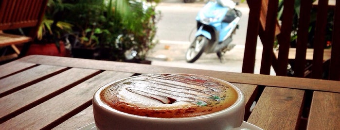 Feel Good Café is one of Phnom Penh.