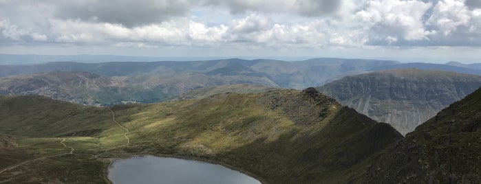 Helvellyn Summit is one of Lake District.