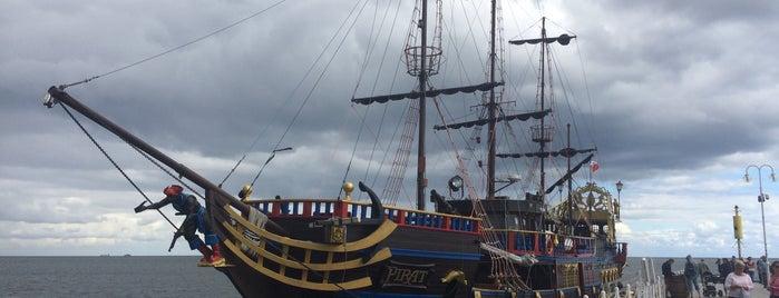 Statek Pirat is one of Posti che sono piaciuti a Βίκυ.