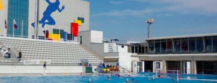 Turkiye Sutopu Federasyonu Havuzu is one of Sports Club.