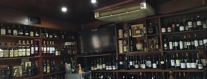 Restaurante As Colunas is one of Tempat yang Disimpan Filipe.