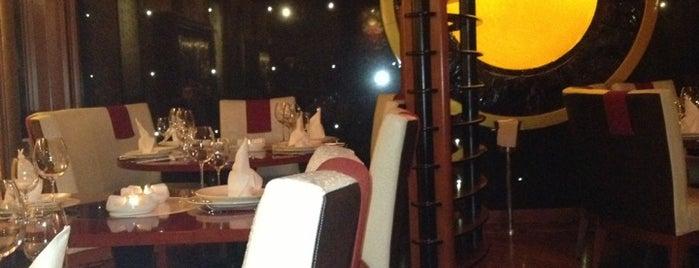 Seasons Oriental is one of Limassol restaurants.