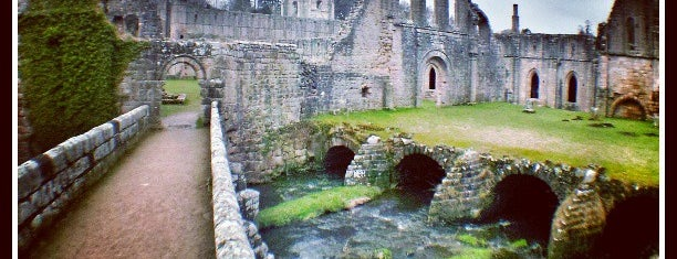 Fountains Abbey & Studley Royal Water Garden is one of Part 1 - Attractions in Great Britain.
