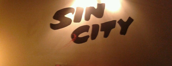 Sin City Studios is one of Tempat yang Disukai Lef.