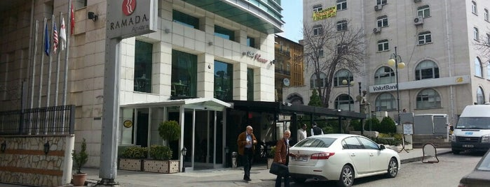 Ramada by Wyndham Ankara is one of Ankara'daki Oteller.
