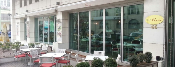 Cafe Rosso is one of Tunalı Hilmi,G.O.P Mekanları.