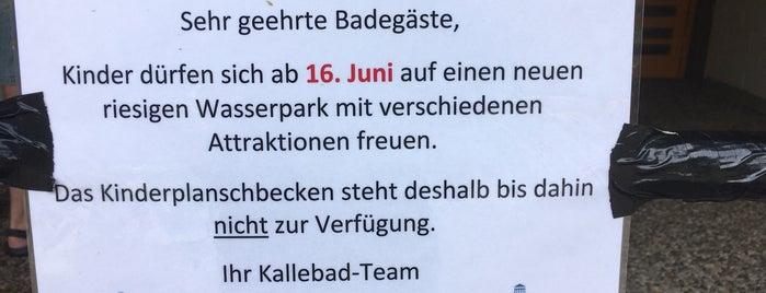 Kallebad is one of Schwimmbäder und Badeseen.