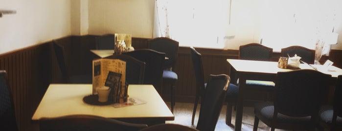 Café Will is one of Locais curtidos por Ralph.