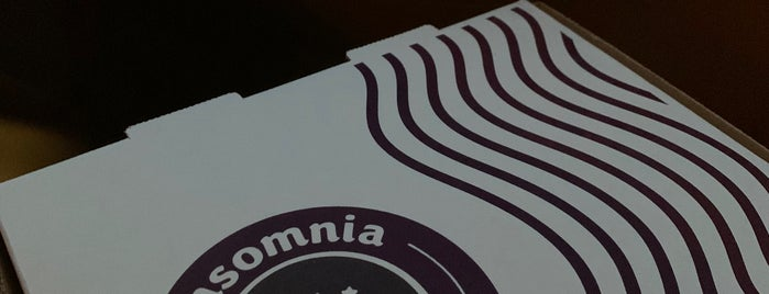 Insomnia cookies is one of Chicago.