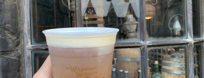 Butterbeer Cart is one of Locais curtidos por Nate.