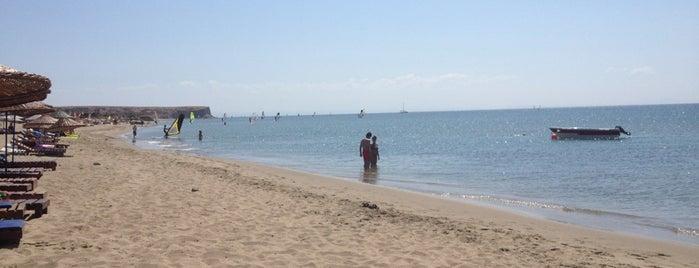 Kefaloz Plajı is one of Sahil.