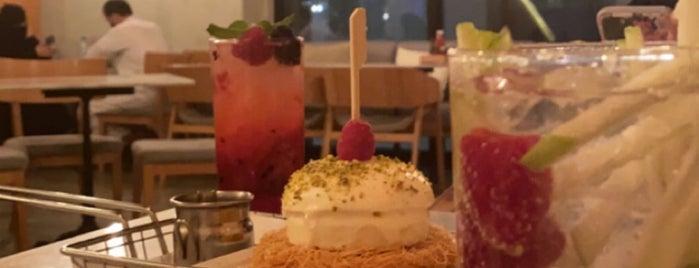 Joy Cafe is one of Desserts&snacks Riyadh.