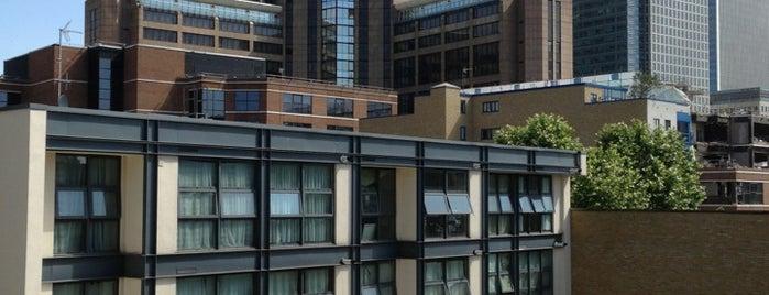 Marlin Apartments Canary Wharf is one of MSami 님이 좋아한 장소.