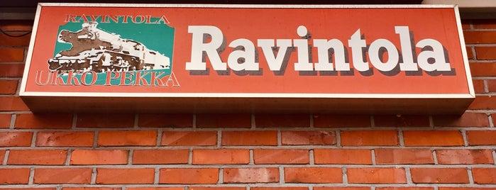 Ravintola Ukko-Pekka is one of Екатерина'ın Beğendiği Mekanlar.