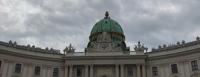 Loos Haus is one of Vienna.
