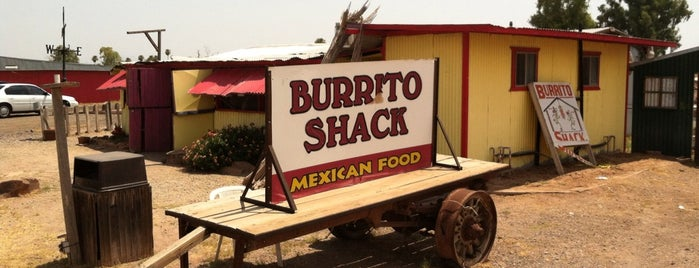 Burrito Shack is one of Adamさんのお気に入りスポット.