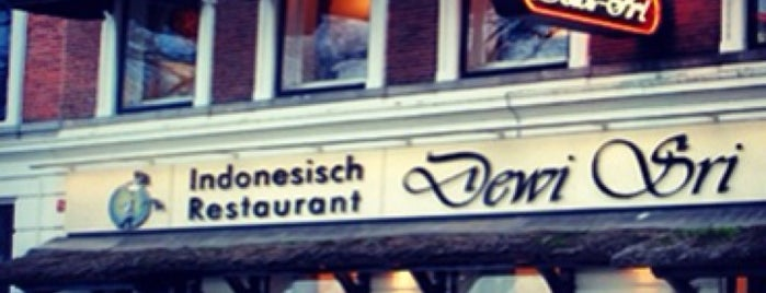 Dewi Sri is one of Rotterdam.