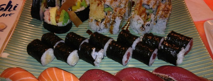 Shinju Sushi is one of Near Methodist Hospital.