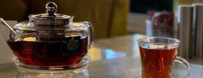 Tea Club is one of Muneera 님이 좋아한 장소.