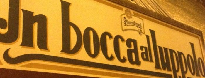 In Bocca al Luppolo is one of Bari.