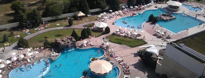 Hotel Sankt Peterburg is one of Lieux qui ont plu à Zorata.