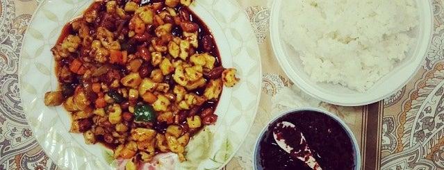 Чуфальня / Китайская кухня / 中国餐厅 is one of Питер.